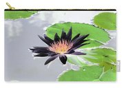Water Lily - Purple Power - Photopower 1376 Carry-all Pouch
