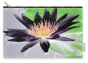 Water Lily - Purple Power - Photopower 1377 Carry-all Pouch