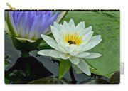 Water Lily Serenity Carry-all Pouch