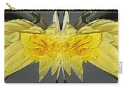 Water Lily Unleashed 4 Carry-all Pouch by Tim Allen