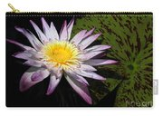Water Lily With Lots Of Petals Carry-all Pouch