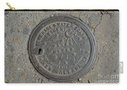 Water Meter 2 Carry-all Pouch