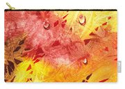 Water On Color Design Nine Carry-all Pouch