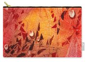Water On Color Design Seven Carry-all Pouch