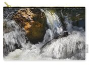 Water On The Rocks 2 Carry-all Pouch