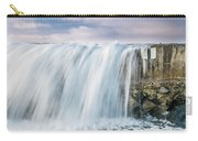 Water Over The Jetty Carry-all Pouch