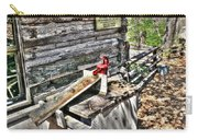Water Pump In Nature Carry-all Pouch