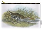 Water Rail Carry-all Pouch