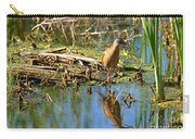 Water Rail Reflection Carry-all Pouch