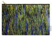 Water Reeds Carry-all Pouch by Karen Wiles