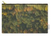 Water Reflections Abstract Autumn 2 A Carry-all Pouch