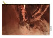 Water Sculpted Curves Carry-all Pouch by Adam Jewell