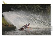 Water Skiing 12 Carry-all Pouch