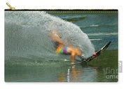 Water Skiing 5 Magic Of Water Carry-all Pouch