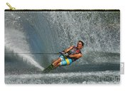 Water Skiing Magic Of Water 14 Carry-all Pouch