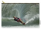 Water Skiing Magic Of Water 27 Carry-all Pouch