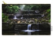 Water Steps In Fairmount Park Carry-all Pouch