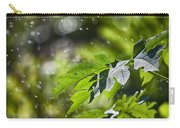 Water-the Essence Of Life V3 Carry-all Pouch