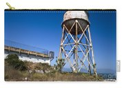 Water Tower Alcatraz Island Carry-all Pouch