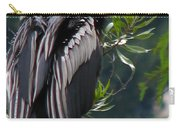 Water Turkey Carry-all Pouch