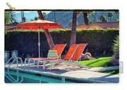 Water Waiting Palm Springs Carry-all Pouch