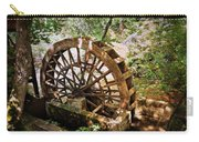 Water Wheel Carry-all Pouch by Marty Koch