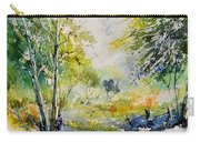 Watercolor 414061 Carry-all Pouch