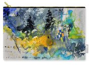Watercolor 414062 Carry-all Pouch