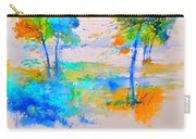 Watercolor 45314012 Carry-all Pouch