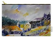 Watercolor Baillamont Carry-all Pouch