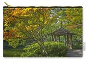 Watercolor Gardens Carry-all Pouch