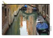 Watercolor In Venice Carry-all Pouch