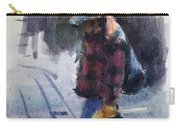 Watercolor Sketch Carry-all Pouch