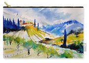 Watercolor Toscana 317040 Carry-all Pouch