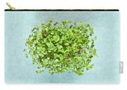 Watercress Carry-all Pouch