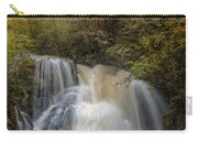 Waterfall After The Rain Carry-all Pouch
