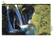 Waterfall And Rainbow 2 Carry-all Pouch