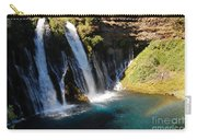 Waterfall And Rainbow 4 Carry-all Pouch