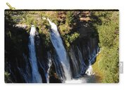 Waterfall And Rainbow Carry-all Pouch