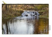 Waterfall At Bonneyville Carry-all Pouch