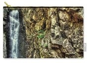 Waterfall At Castle In The Clouds Carry-all Pouch