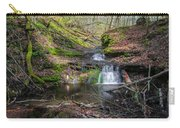 Waterfall At Parfrey's Glen Carry-all Pouch