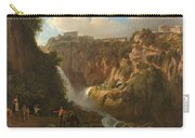 Waterfall At Tivoli Carry-all Pouch