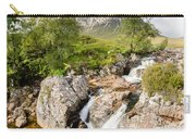Waterfall Below Stob Dearg Carry-all Pouch