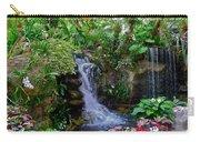 Waterfall Garden Carry-all Pouch