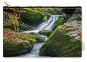 Waterfall Great Smoky Mountains  Carry-all Pouch