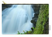 Waterfall - High Water On Falls Brook Carry-all Pouch