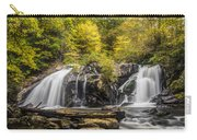 Waterfall In Autumn Carry-all Pouch
