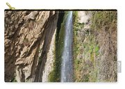 Waterfall In Ronda Carry-all Pouch