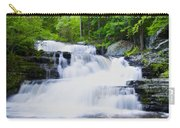 Waterfall In The Pocono Mountains Carry-all Pouch